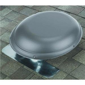 Aluminum Round Static Roof Vent