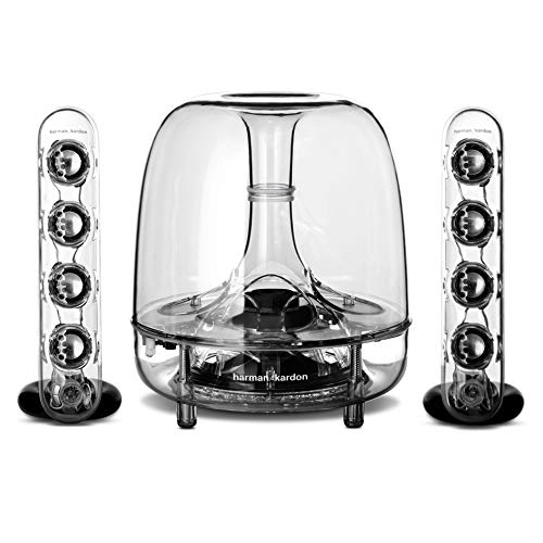 Harman Kardon SoundSticks Wireless Bluetooth Enabled 2.1 Speaker System ()