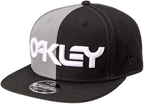 Oakley Mens Men's 5 Panel B1B HAT, Blackout, ()