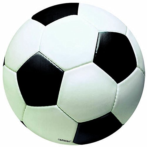 Soccer Ball Cut Out - 2