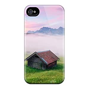 For Alps Meadow Germany Protective Case Cover Skin/iphone 5/5s Case Cover