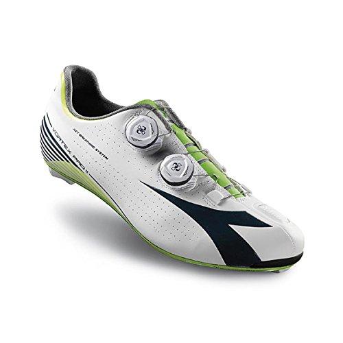 Diadora Vortex Pro 2 - Bianco/ Blu/ Lime - 43