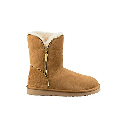 - UGG Womens Florence Boot Chestnut Size 10