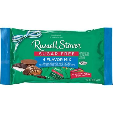 Review Russell Stover Sugar Free