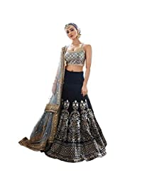 lehenga choli for party wear wedding bollywood lengha sari trendy culture 0082