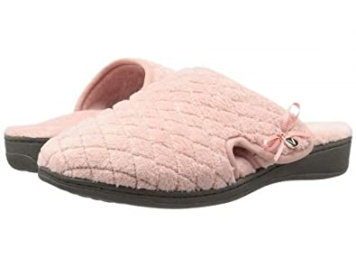 0f86527156276 Image Unavailable. Image not available for. Color: Vionic Adilyn Women's  Orthotic Support Slippers ...