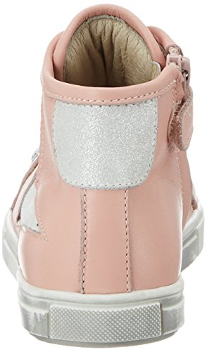 Lepi Mädchen 3096leq High-Top Pink (3096 C.25 Rosa)