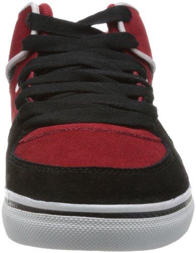 DVS Shoes Mens Torey Low-Top Black (Black/Red Suede) 8BtHpZSh