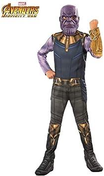 DISBACANAL Disfraz Thanos Infinity War Infantil - -, 3-4 años ...