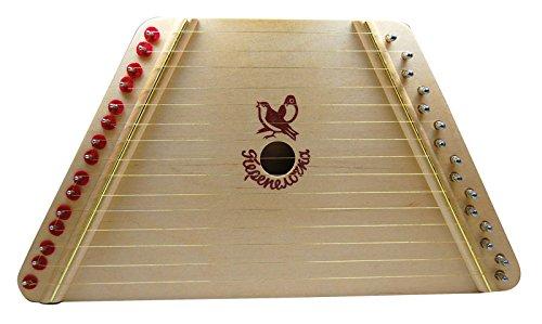 Music Maker Handmade Lap Harp