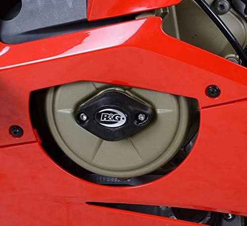[해외]R&G (아트 앤 지) 엔진 케이스 슬라이더 왼쪽 블랙 Panigale V4V4SSpeciale RG-ECS0126BK / R&G-Earl&Gee Engine Case Slider Left Black Panigale V4V4SSpeciale RG-ECS0126BK