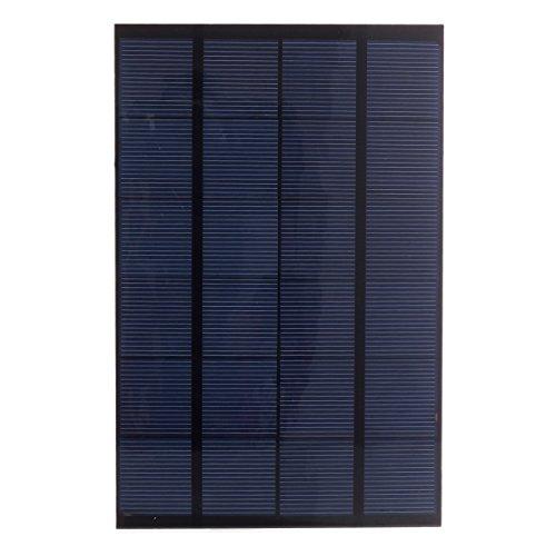 4W 5V 800mA Portable Solar Panel USB Output SunPower Char...