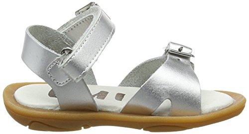 umi Leather Sandal Toddler Celia Silver rqgrf