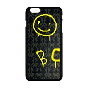 Customize TPU Gel Skin Case Cover for iphone 6+, iphone 6 plus Cover (5.5 inch), Sherlock Holmes