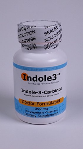 Advance Physician Formulas Inc Indole-3-Carbinol 200 mg 60 Veggie Caps For Sale