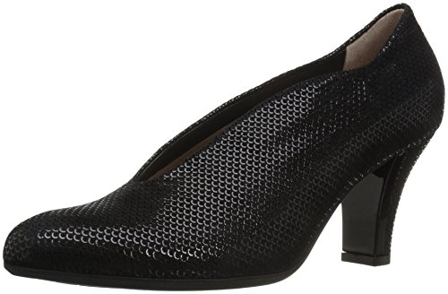 Beautifeel Women's Calla Dress Pump, Black Shny Sc Patent, 37 EU/6-6.5 M US