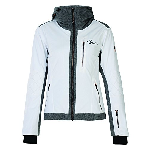 Insulated ladies Dare 2b Shadow Top Cast Womens Blanc Waterproof Jacket xYwBrqYE