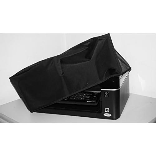 Epson Perfection V700 Pro Photo Film Scanner Black Nylon Anti-static Dust Cover 19.8W x 12.1D x 6H