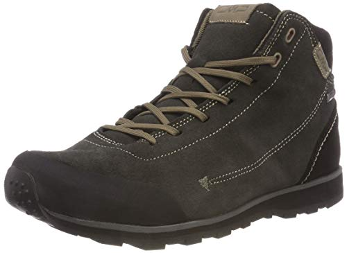 Hiking Rise Unisex Jungle High CMP Mid Adults' U940 Elettra Boots Black 7wxA1q