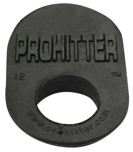 Pro Hitter Patented Batting Tool, Mid-Size, Black