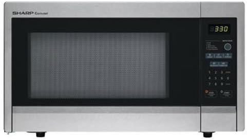 Amazon.com: Horno microondas Sharp de 1.000W para ...