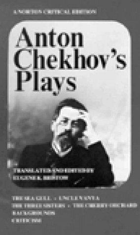 ANTON CHEKHOV'S PLAYS NCE PA (Norton Critical Editions)