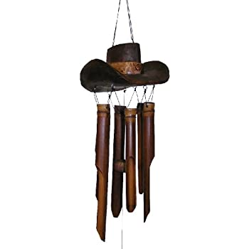 Cohasset 154 Cowboy Hat Wind Chime