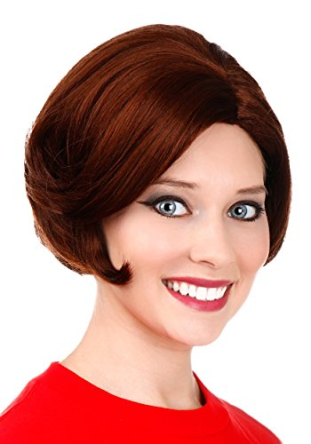 Women's Incredible Superhero Wig Standard - The Incredibles Costume Lady