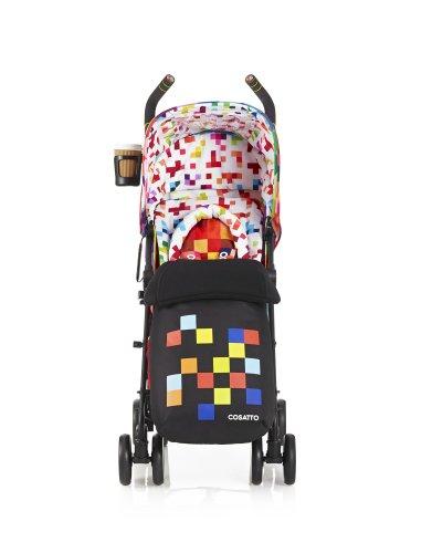 Cosatto Supa Stroller, Pixelate by Cosatto (Image #4)