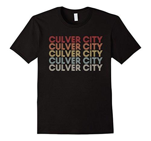 Vintage Retro Culver City T-Shirt For Culver City - The City Shop Culver