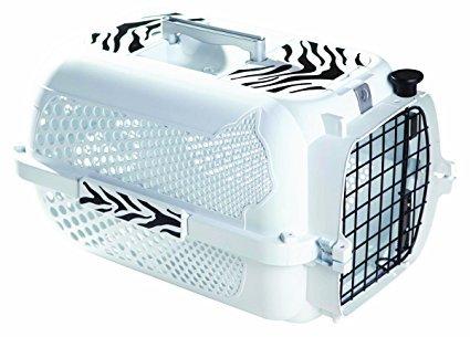 Catit Style White Tiger Voyager, White - Medium 2-Pack