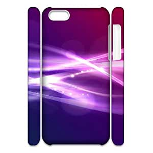 3D Abstract 60 IPhone 5C Case, Unique Design Case Phone Case for Iphone 5c Okaycosama {White}