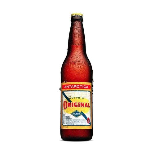 Original Cerveja Antarctica 600ml