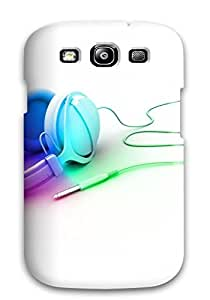 Ultra Slim Fit Hard Case Cover Specially Made For Galaxy S3- Headphones 7533793K97950480