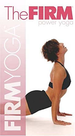 Amazon.com: Firm - Fit & Firm Series Power Yoga [VHS ...