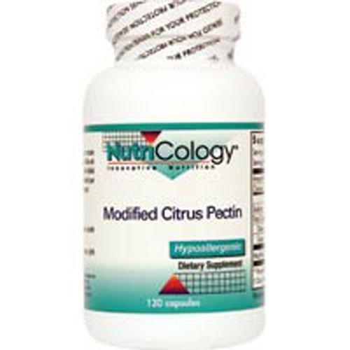 Nutricology Modified Citrus Pectin 120 Cap