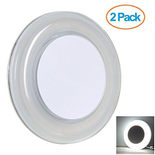 acegoo rv boat led ceiling light surface mount 12 volt puck lights