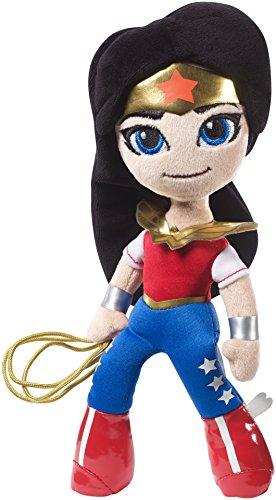 Mattel DC Super Hero Girls Mini Wonder Woman Plush Doll