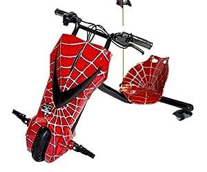 Koastal Scooter Drift ELÉCTRICO Triciclo 360º Boogie - Spiderman -MAX. 15KM/H - Envio 48 Horas
