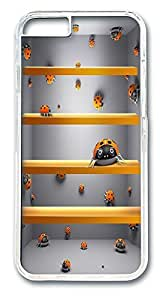 ACESR Bug Shelf Nice iPhone Case PC Hard Case Back Cover for Apple iPhone 6 4.7inch