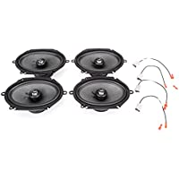 1997-1998 Ford Expedition Complete Factory Replacement Speaker Package by Skar Audio