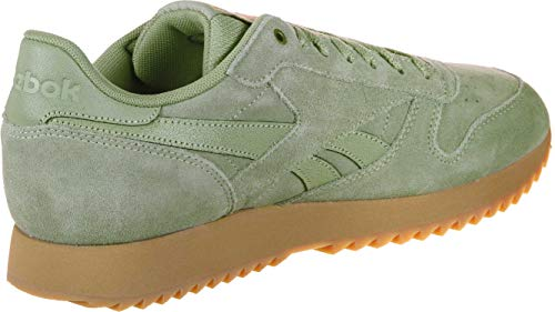 Light Scarpe fitness da 0 uomo Mu Leather manilla multicolore da Reebok ripple Cl AqtPXwqO