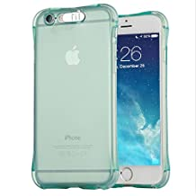 iPhone 7 Plus Case, Febe iPhone 7 Plus Illuminated Case, LED Light Up Luxury Fashionable Luminous Crystal Case for iPhone 7 Plus - Blue