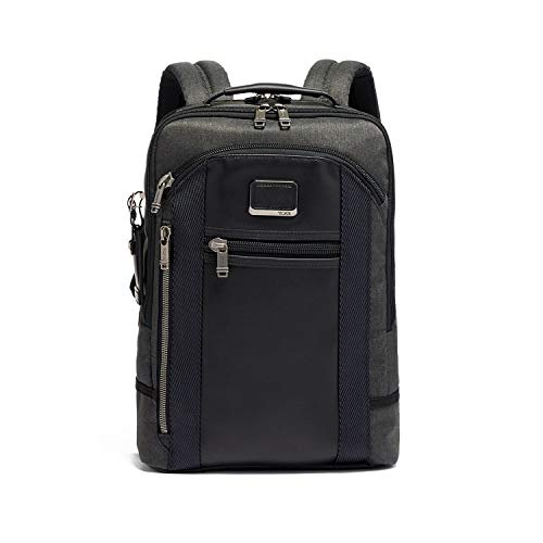 TUMI - Alpha Bravo Davis Laptop Backpack - 15 Inch Computer Bag for Men and Women - Graphite