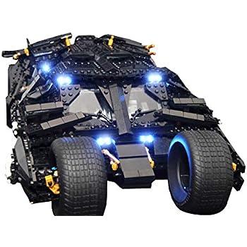 Amazoncom Lego Batman The Batmobile Ultimate Collectors