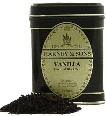 Vanilla Loose tea Ounce tin