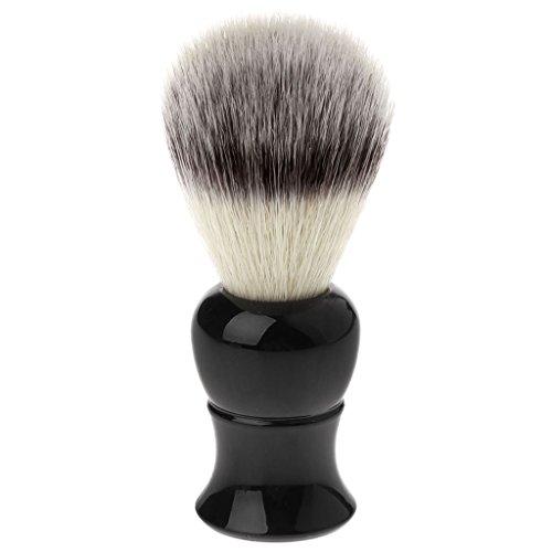 puhoon Shaving Brushes, Imitation Badger Hair Removal Beard Shaving Brush For Men Shave Cosmetic Tool, Engineered for the Best Shave, for Safety All Razor, 23#
