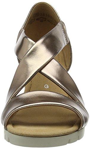 Multicolore Grata Shoes Gabor Sport Comfort Sandales Bride Cheville Femme rame HBA4SxZ