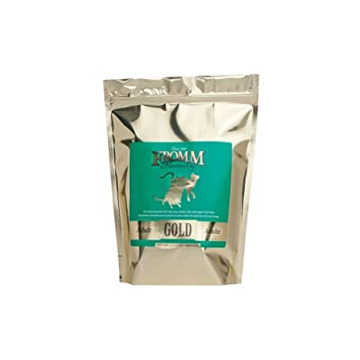 Fromm Gold Holistic Adult Dry Cat Food, 5-Pound Bag