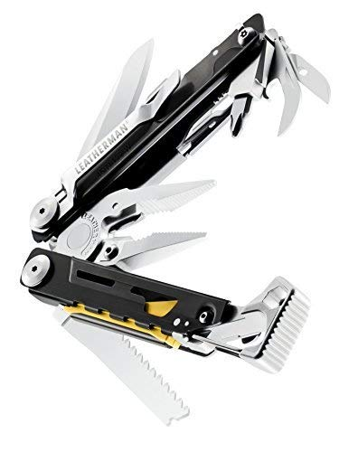 LEATHERMAN - Signal Camping Multitool with Fire Starter, Hammer, and Emergency Whistle, Stainless Steel by LEATHERMAN (Image #5)